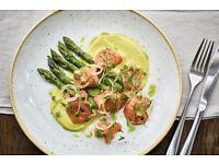 Demi Chef - Artist Residence - London