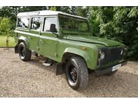 1989 Land Rover 110 3.5 V8 Station Wagon LWB Low Miles 96K Tinted Windows
