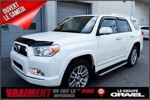 2012 Toyota 4Runner LIMITED 7 PASSAGERS CUIR TOIT