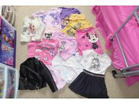 4-5 Years Old Girl Clothes