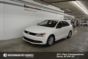 2013 Volkswagen Jetta 2.0L Trendline+, BLUETOOTH,A/C, HEATED SEA
