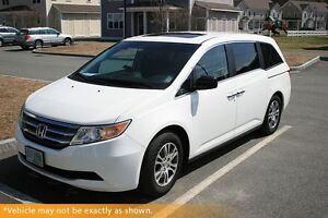 2014 Honda Odyssey 2014 Honda Odyssey EX-L Res Backup Cam, Sunro