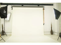 White Floor Photography Studio Space Hire East London Hackney Downs *Spring Sales