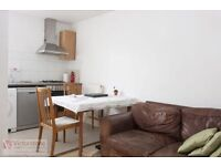 Two bedroom ground floor flat located off Hoxton High Street with added benefit of its own garden