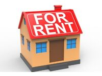 LOOKING FOR 2/3 BEDROOM HOUSE TO RENT