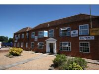 Ground & First Floor Serviced Offices To Let