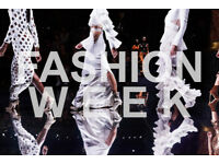 London Fashion Week writers for catwalk shows / lifestyle, bloggers & fashionistas