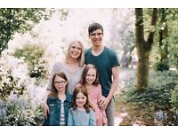 Portrait, Couple, and Family Photography!
