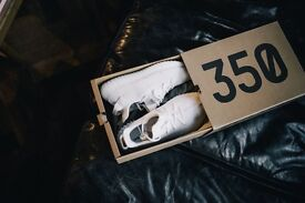 Yeezy Boost 350 v2 Cream trainers shoes adidas - UK 10.5