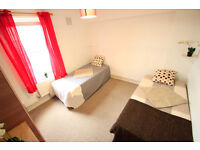EXTRA LARGE TWIN ROOM IN KENTISH TOWN DAILY OCCASION !!!!!