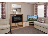 Brand New 2018 Carnaby Ashdale static caravan for sale at Percy Wood Country Park in Northumberland