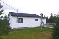 Cottage Bungalow in Private Country Setting - Markland, NL