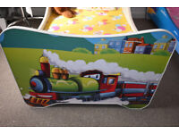 Children's bed 160cm x 80cm with mattress and drawer