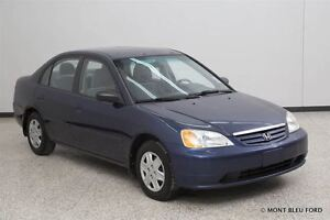 2003 Honda Civic DX-G  **NO ADMIN FEE !!!