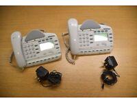 2x BT Featureline MK11 (MK2) Telephones - Good Working Condition