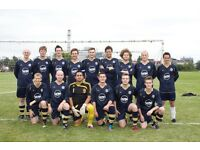 Footballers wanted for Sunday league 11-a-side team in Clapham