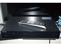 Samsung DVD [*Blu-ray] Player (model: BD-P1500) *see description for details