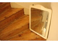Simple mirror for sale.