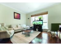 Crisp Road -beautiful two double bedroom first floor period flat