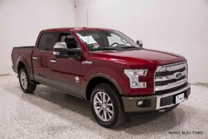 2017 Ford F-150 King Ranch - fully loaded a must see