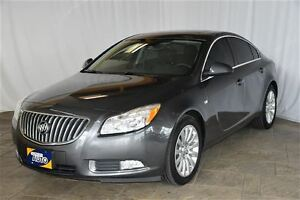 2011 Buick Regal CXL WITH LEATHER & MOONROOF