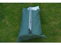 CARAVAN PRO-TEC EASY FIT WINTER COVER (NEW NEVER BEEN USED)