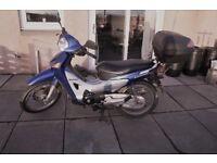 Honda ANF 125-5 Innova.