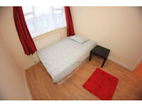 Spacious Double in E13-£120 Per week- all bills + wifi included