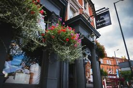 Bar and Floor Staff required for busy Twickenham gastro pub