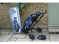 Ben Sayer Golf club set