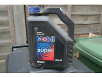 Mobil Super 15W-40 (for Diesel cars)