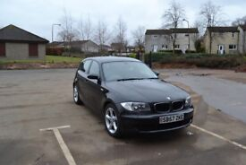 2008 BMW 118D 2.0 DIESEL ***NEW TIMING CHAIN*** ROAD TAX ONLY 30***