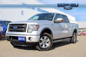 2013 Ford F-150 SUPERCREW FX4! ECOBOOST! TRAILER TOW PACKAG
