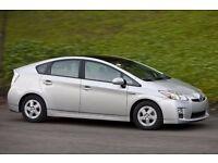 Toyota Prius 2012 pco register