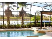 Your Disney Investment Dream Home: $400k + $50k Executive Furniture Package + Lakefront Sunsets
