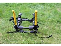 Car Bike Rack. Great condition. Great for Mountain bikes. Road bikes. Adult bikes. Kids bikes.