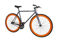 Pure Fix Papa fixed gear bike, size 54cm