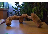 Reptails Bamboo Root Terrarium Jungle Gym