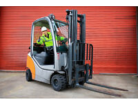 Forklift Driver with licence/Warehouse operative