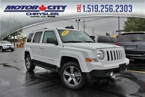 2016 Jeep Patriot Sport/North 4X4 Sun Roof Heated Leather Seats