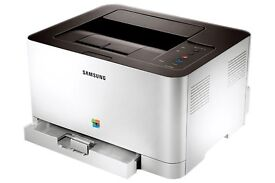 SAMSUNG LASER PRINTER, COLOUR, LIKE NEW, FAST, QUALITY, CLP-365, BARGAIN, CHEAP, LOW PRICE, DISCOUNT