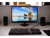 HP Omen 25 inch 1080p 144Hz Gaming computer monitor (like new) under John Lewis guarantee