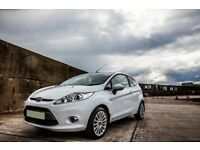 Ford Fiesta Titanium 3 Door Petrol One owner from new