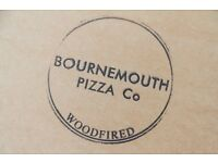 Bournemouth pizza company is recruiting a waiter/deliver driver