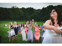 Wedding Photography from £749; Award Winning Documentary, Natural and Relaxed