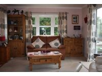 Residential Park Home. Ideal for a single person or couple. Small village just outside Winchester.