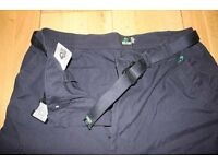 activity/adventure trousers/pants - many assorted