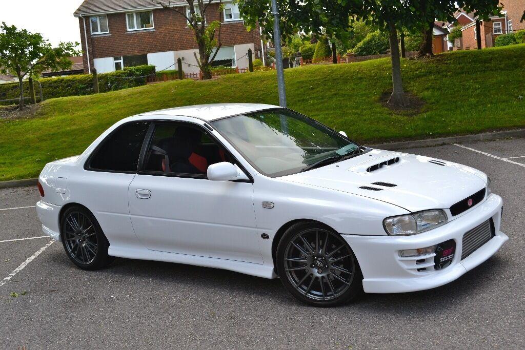1997/R Subaru Impreza Type R - Appreciating Clic, Fully Forged ...