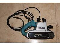 Makita 9403 Belt Sander 240V (((( BRAND NEW )))