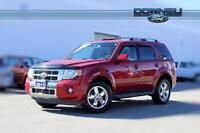 2011 Ford Escape LIMITED Moonroof - Remote start - Heated seats